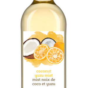 Coconut Yuzu Mist Wine